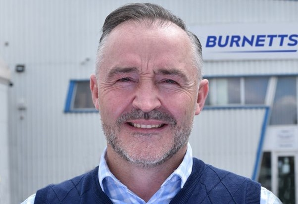 Mike Lyons joins Burnetts as Purchasing Manager